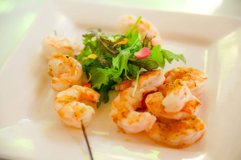 Delicious meal idea - Shrimp with Pakistani Curry