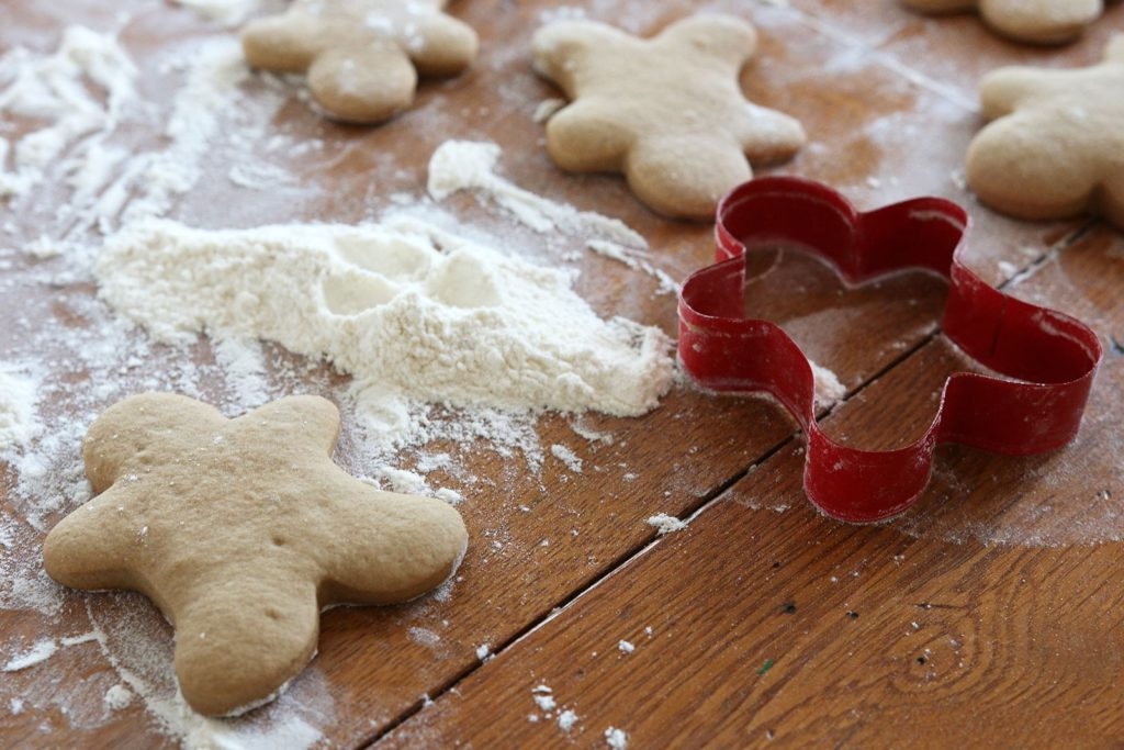 Gingerbread Persons