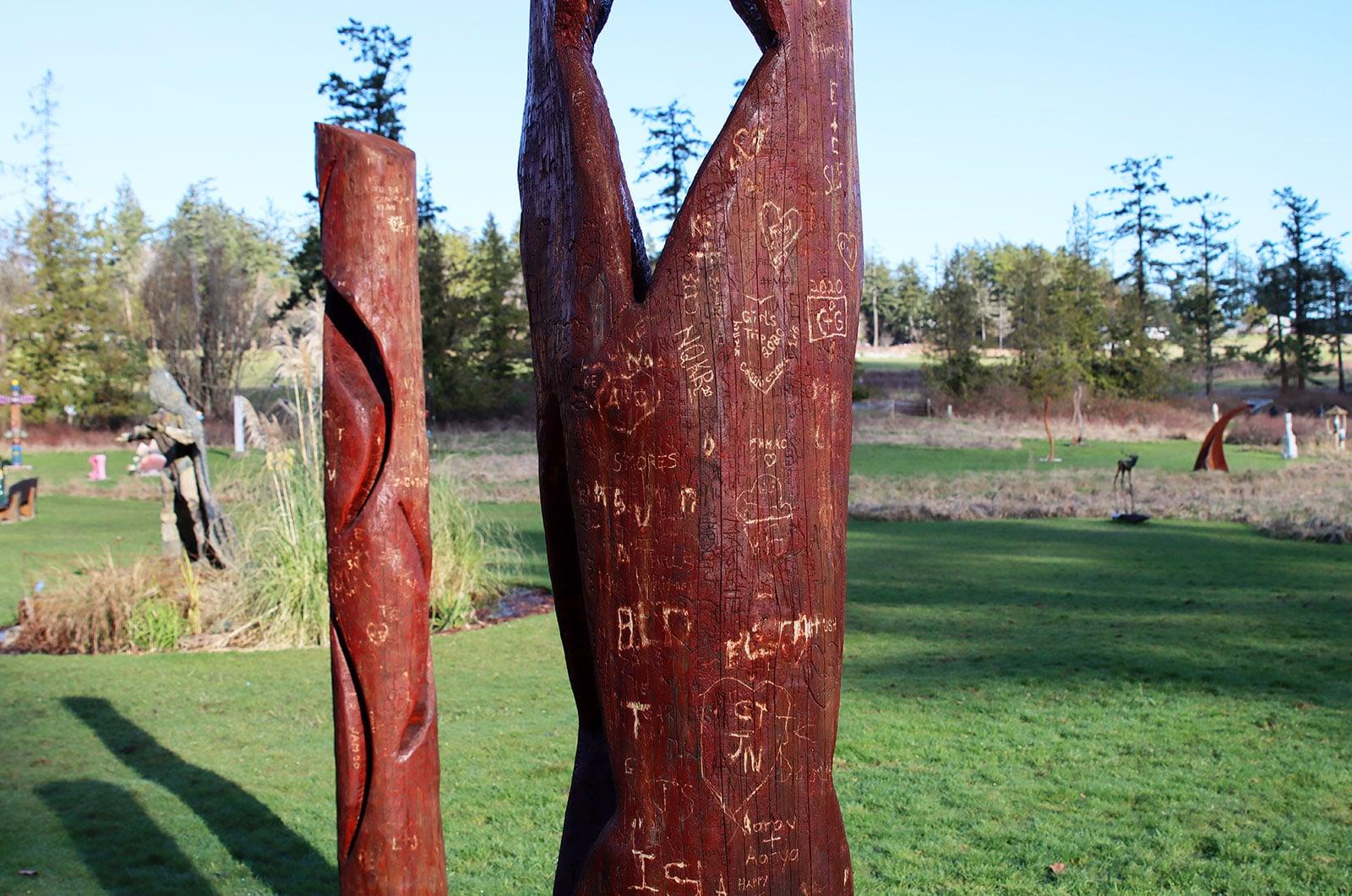 Sculpture Park Totem